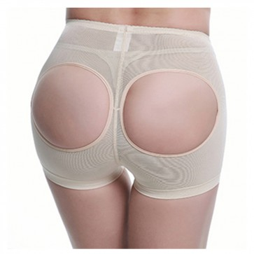 Butt Secret Buttock-lift - Butt-Lift - Slimming pants short - Shapewear - Beige