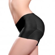 Butt Secret Boxer - Push-Up boxers for the buttocks - Black