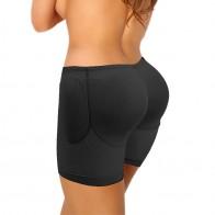 Ultimate Push-Up for the buttocks and hips with Silicone Pads | Black