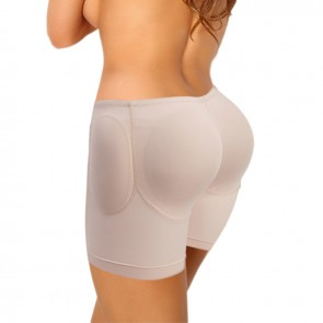 Ultimate Push-Up for the buttocks and hips with Silicone Pads | Beige