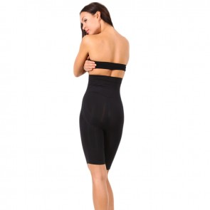 High waist control pants | Corrective underwear Women | Black